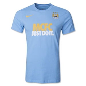 Manchester City Just Do It T-Shirt