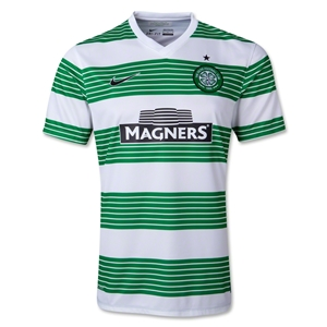 Celtic 13/14 Home Soccer Jersey