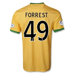 Celtic 13/14 FORREST Away Soccer Jersey
