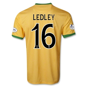 Celtic 13/14 LEDLEY Away Soccer Jersey