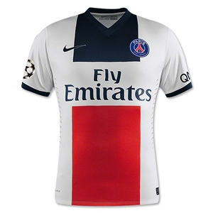 Paris Saint Germain 13/14 UCL Away Soccer Jersey