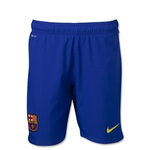 Barcelona 13/14 Youth Away Soccer Short