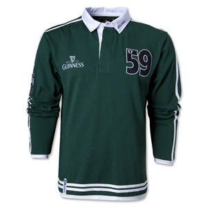 Guinness 1759 LS Rugby Jersey (Green)