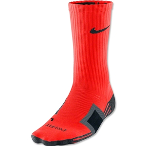 Nike Dri-FIT Channeling Sock (Red)