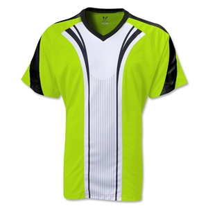 High Five Flux Jersey (Lime)