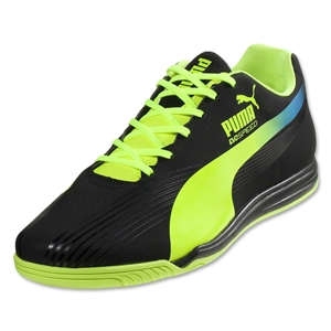 PUMA evoSPEED Star II (Black/Fluo Yellow/Brilliant Blue)