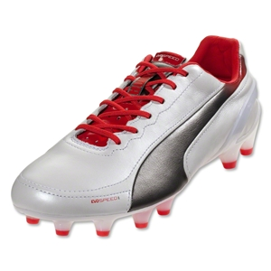 PUMA evoSPEED 1.2 L FG (Metallic White)