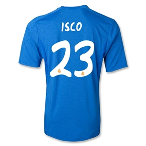 Real Madrid 13/14 ISCO Away Soccer Jersey