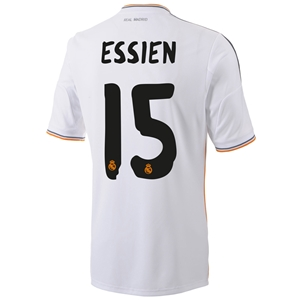 Real Madrid 13/14 ESSIEN Home Soccer Jersey