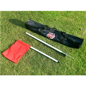 Soccer Innovations Collapsing Corner Flag Set and Bag