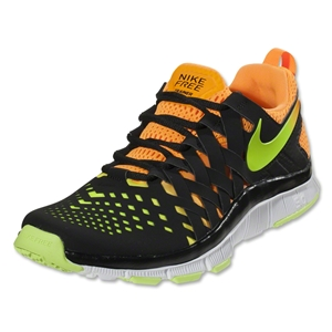 Nike Free Trainer 5.0 NRG Running Shoe (Bright Citrus/Black/Volt)