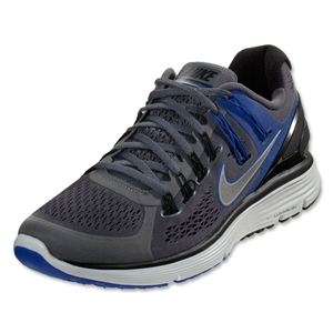 Nike Lunareclipse+ 3 Running Shoe (Dark Grey/Hyper Blue/Black/Reflect Silver)