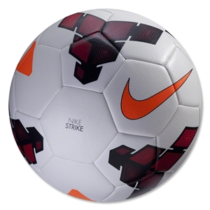Nike Strike Ball (White/Red/Yellow)