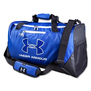 Under Armour Hustle MD Duffle (Royal)