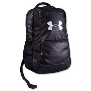 Under Armour Hustle Backpack (Black)