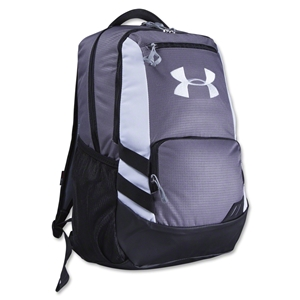 Under Armour Hustle Backpack (Gray)