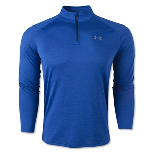 Under Armour Tech 1/4 Long Sleeve T-Shirt (Royal)