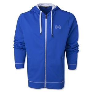 Under Armour Tech Fleece Full Zip Hoody (Royal)