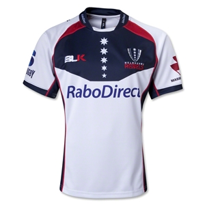 Melbourne Rebels 2013 Alternate SS Rugby Jersey
