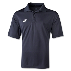 Canterbury CCC Mesh Team Polo (Black)