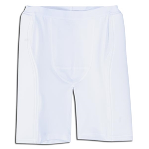 adidas Active Tight Keeper Shorts (White)