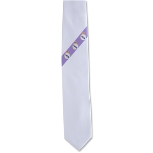 Real Madrid Crest Tie