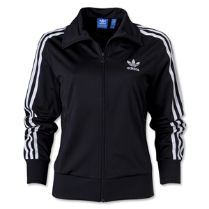 adidas Originals Women's adi Firebird Track Top 2013 (Blk/Wht)