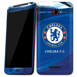 Chelsea Crest HTC Droid DNA Skin