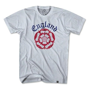 England Football Rose T-Shirt