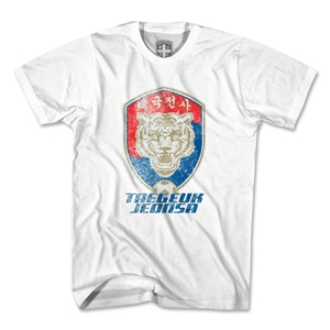 South Korea Tiger T-Shirt