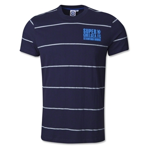 Chelsea Stripe T-Shirt (Navy)
