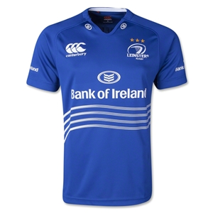 Leinster Pro 13/14 Home SS Rugby Jersey