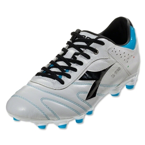 Diadora Italica K Pro MG 14 (White/Black/Royal)