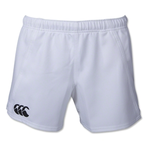 Canterbury CCC Advantage Performance White Rugby Shorts