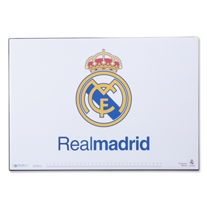 Real Madrid Desk Mat
