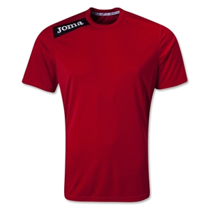 Joma Victory Jersey (Red/Blk)
