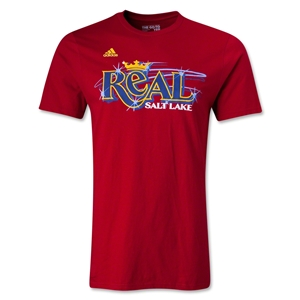 Real Salt Lake Wordmark T-Shirt