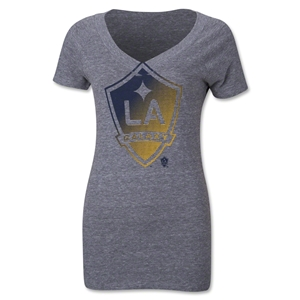 LA Galaxy Originals Women's Halftone T-Shirt