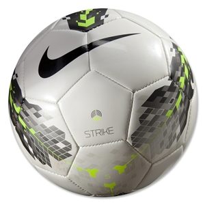 Nike Strike Ball (White/Volt)