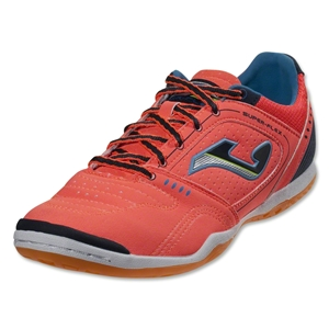 Joma Superflex Indoor (Electric Peach/Navy)