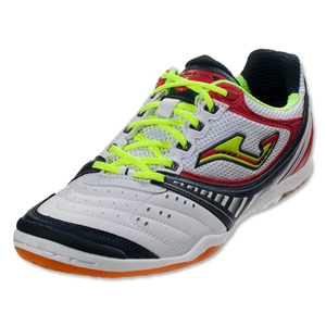Joma Dribling IN (White/Navy/Red)
