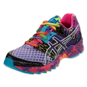 Asics Women's GEL-Noosa Tri 8 Running Shoe (Violet/Purple/Multi)