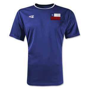 Chile Primera Soccer Jersey (Royal)