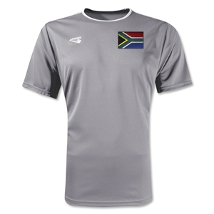 South Africa Primera Soccer Jersey (Grey)