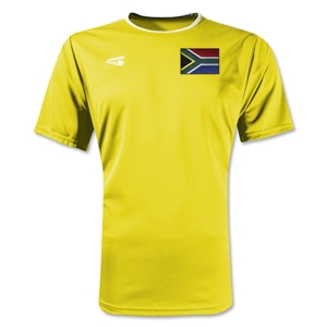 South Africa Primera Soccer Jersey (Yellow)