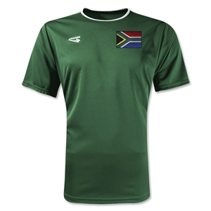 South Africa Primera Soccer Jersey (Green)