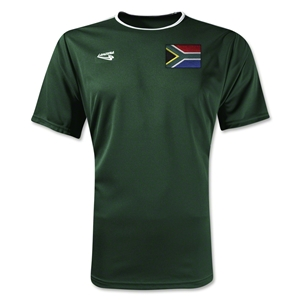 South Africa Primera Soccer Jersey (Dark Green)