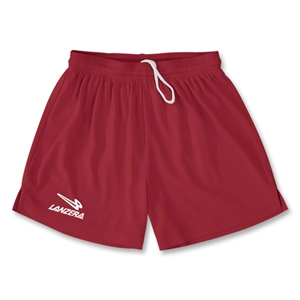 Lanzera Primera Soccer Shorts (Red)