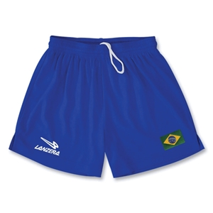 Brazil Primera Soccer Shorts (Royal)
