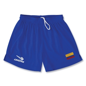 Colombia Primera Soccer Shorts (Royal)